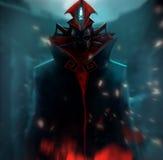 Monstruo enmascarado Foto de archivo libre de regalías