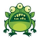 Monstruo extranjero Imagen de archivo libre de regalías