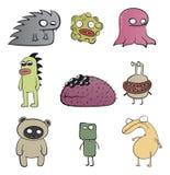 Monstruos Fotos de archivo