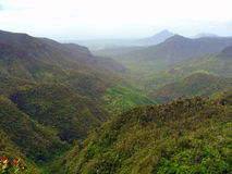 Monsun-Berge stockbilder