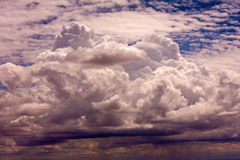 Monsun Storm-1 Royaltyfri Foto