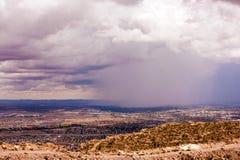 Monsun Storm-2 Fotografering för Bildbyråer