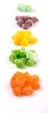 Montão colorido de Sugar Jelly Candy II Fotografia de Stock Royalty Free