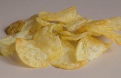 Montão das batatas fritas Fotos de Stock Royalty Free