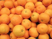 Montão das laranjas imagens de stock