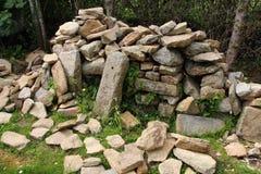 Montão das pedras Foto de Stock