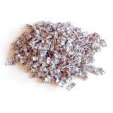 Montão de cédulas do Euro (a melhor imagem conceptual do negócio) Foto de Stock