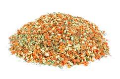 Montão de especiarias do vegeta Imagem de Stock Royalty Free