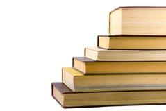 Montão de livros velhos Foto de Stock