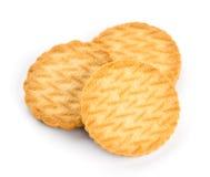 Montão dos biscoitos Fotografia de Stock