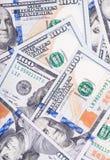Montão dos dólares Foto de Stock Royalty Free