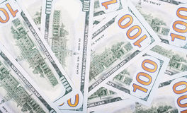 Montão dos dólares Fotografia de Stock Royalty Free