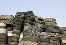 Montão dos pneus Imagem de Stock Royalty Free