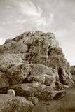 Montée de roche Images libres de droits