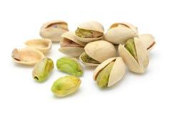 Montón de las tuercas de pistachos Foto de archivo