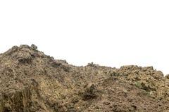 Montón del suelo fértil para plantar Fotos de archivo