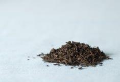 Montón del té Fotografía de archivo