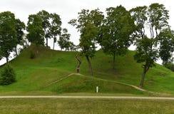 Montón en Ukmerge Lituania Fotos de archivo