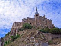 Mont圣徒米谢尔 库存图片