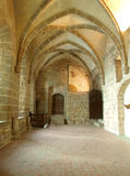 Mont圣徒Michel -法国 免版税库存图片