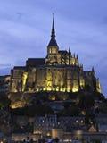 Mont święty Michel Obraz Royalty Free