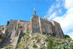 Mont Άγιος Michel στοκ φωτογραφία με δικαίωμα ελεύθερης χρήσης