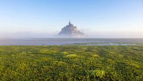 Mont-Άγιος-Miichel στοκ φωτογραφίες με δικαίωμα ελεύθερης χρήσης