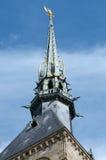 Mont Святой-Michel стоковое изображение
