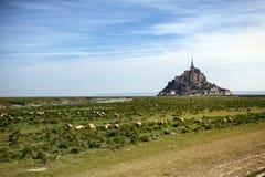 Mont Святой-Michel Стоковые Фотографии RF
