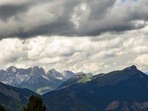 Mont Aiguille, Vercors, France Stock Photos