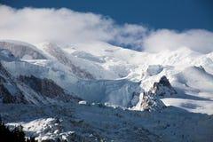 Mont Blanc stockfotografie