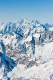mont blanc стоковые изображения rf