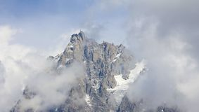 Mont-Blanc Stock Photography