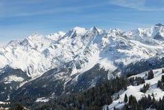 Mont-Blanc stock photography
