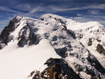 Mont Blanc   Images libres de droits