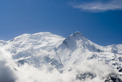 Mont Blanc Stock Photos
