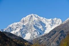 Mont Blanc Photo libre de droits