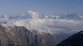 Mont Blanc stock foto's