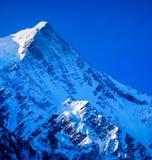 Mont Blanc. Fotografia Stock