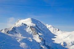 Mont Blanc obraz royalty free