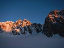 Mont Blanc Lizenzfreie Stockfotografie