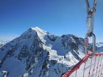 Mont Blanc Foto de Stock Royalty Free