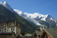Mont Blanc Stock Photos