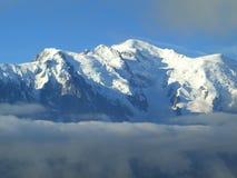 Mont Blanc Stock Afbeelding