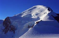 mont blanc Zdjęcie Royalty Free