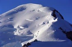 Mont Blanc Immagine Stock
