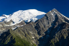 Mont Blanc, Alps Stock Photos
