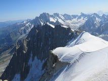 Mont-Blanc royalty free stock image