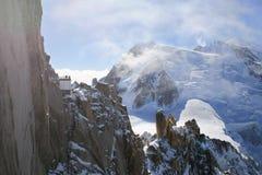 Mont Blanc, Chamonix Royalty Free Stock Image