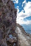 Mont Blanc Stock Photography